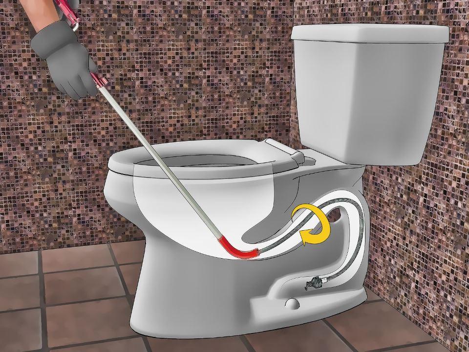Πώς να ξεβουλώσετε την αποχέτευση τουαλέτας